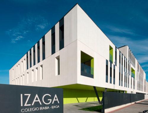 Se inician las obras de reforma del Colegio Irabia-Izaga