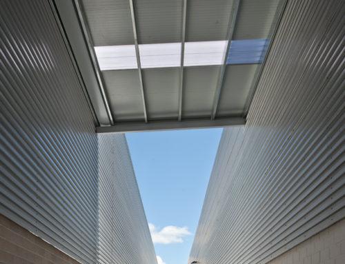 Ecay Construcciones crece en su unidad de negocio vinculada a la rehabilitación y el mantenimiento industrial y dotacional