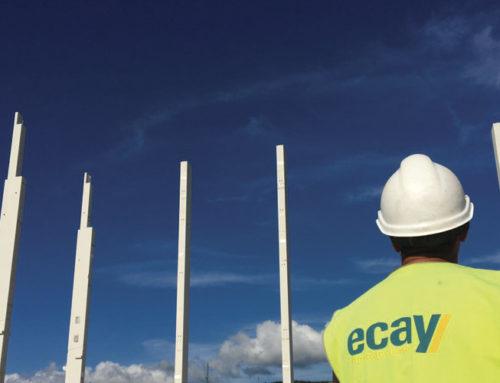 El sector industrial sigue apostando por Ecay Construcciones con dos nuevos proyectos en ejecución