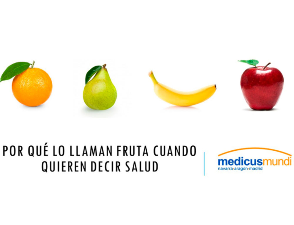 Semana saludable en el trabajo con Medicus Mundi