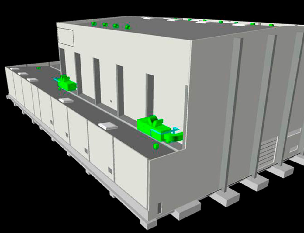 Integración del modelo BIM en la construcción de la nueva nave para Plásticos Bacáicoa