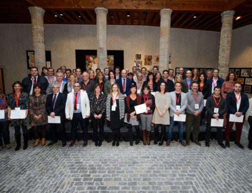 Ecay Construcciones recibe el diploma de reconocimiento InnovaRSE