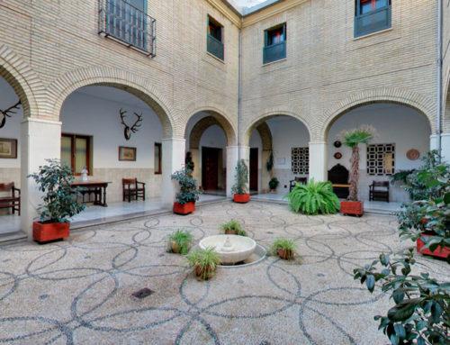 Continúan las obras de reforma y ampliación del Colegio Mayor Guadaira de Sevilla