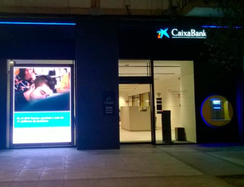 REFORMA DE OFICINAS DE CAIXABANK