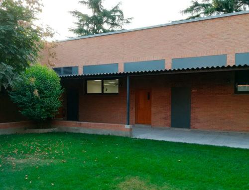 Ecay Construcciones entrega las obras del pabellón de Artes Gráficas del Colegio Tajamar