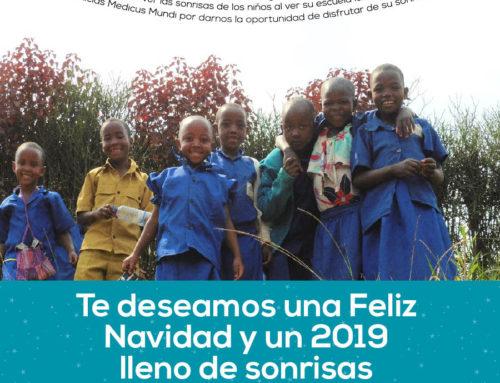 Esta Navidad en Ecay Construcciones regalamos sonrisas