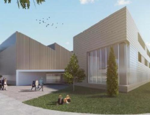 Ecay Construcciones inicia dos importantes obras en el sector industrial