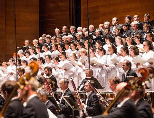 """Ecay Construcciones apoya el Concierto Solidario """"Resurrección"""" de Mahler a favor de la Fundación Core"""