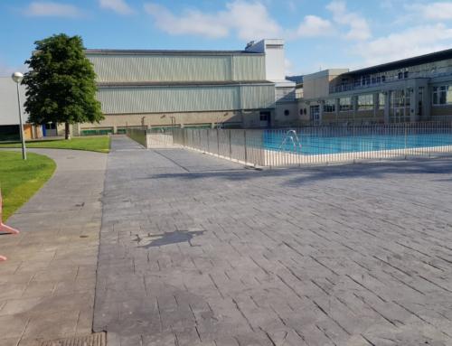 Entrega parcial de las nuevas instalaciones de la A.D. San Juan