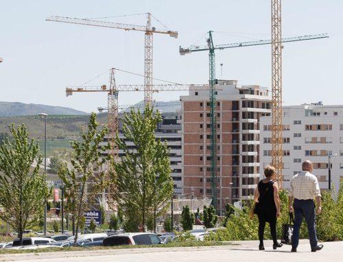 La construcción camina cauta, pero libre. Artículo en Navarra Capital