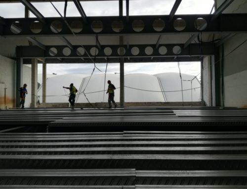 """Ecay Construcciones recibe el """"bonus"""" por sus bajos índices de siniestralidad"""