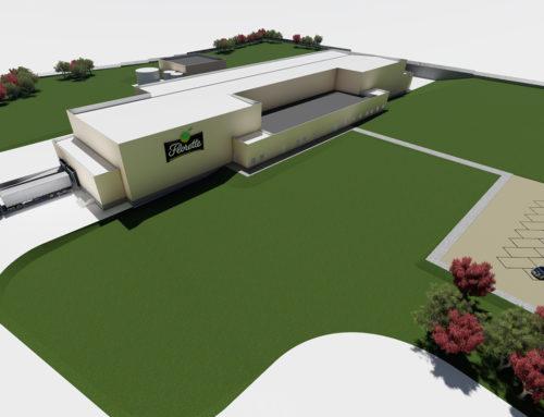 Ecay Construcciones inicia la construcción del nuevo centro productivo de Florette en Tortosa; una obra sostenible para un centro de producción sostenible