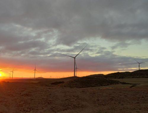 Ecay Construcciones finaliza las obras del parque eólico Puylobo en Borja (Zaragoza)