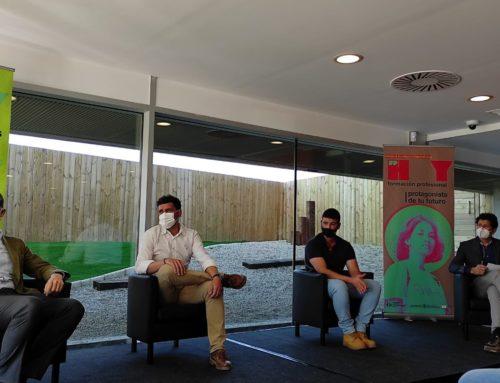 Ecay Construcciones participó en la 'Jóvenes-Empresas 2021' organizada por Fundación Laboral de Navarra,