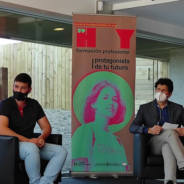 """encuentro """"Jóvenes-Empresas 2021"""""""